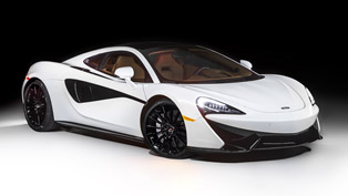 Passion unleashed: McLaren 570GT by MSO Concept is here to dominate our hearts!