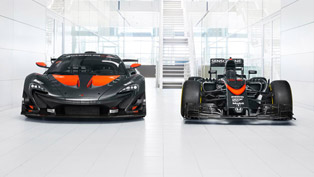 Attractive McLaren P1 GTR looks like the MP4/31 racer. Here's the truth about it