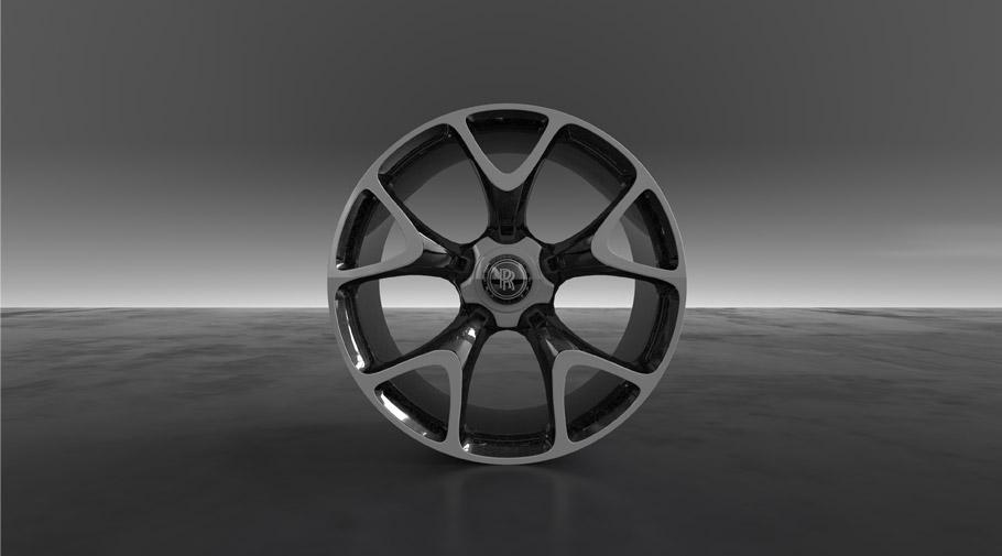 2016 Rolls-Royce Bengala Automotive and Vitesse Audessus Project