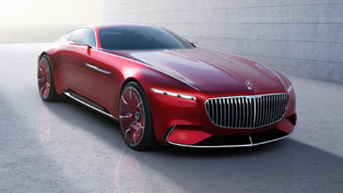 Vision Mercedes-Maybach 6 is the electric car we didn't expect [w/video]