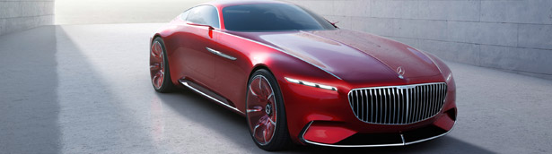 Vision Mercedes-Maybach6 is the electric car we didn't expect [w/video]