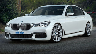 noelle motors impresses with BMW 750i's new power capability