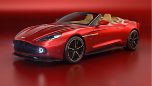 2017 Vanquish Zagato Volante: too much refinement is never enough