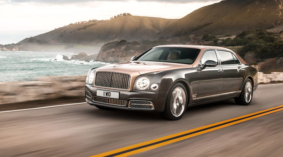 2016 Bentley Mulsanne Extended Wheelbase