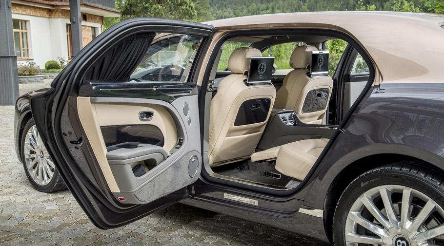 2016 Bentley Mulsanne Extended Wheelbase