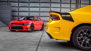 Better performance and styling offered by 2017 Charger Daytona and Challenger T/A