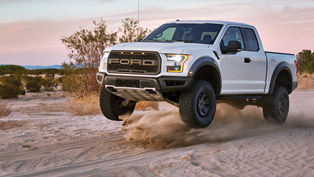 The more, the better: Ford Performance and the ever evolving F-150 Raptor