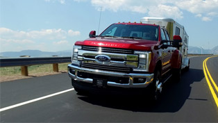 a tale of super trucks and drones: ford's challenge towards all technicians out there!