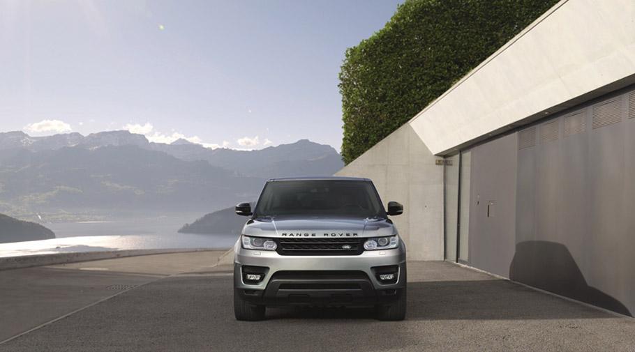 2017 Land Rover Range Rover Spoert
