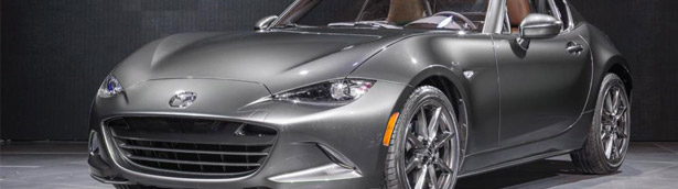 Mazda reveals a new kind of Miata: sporty, beautiful and exclusive