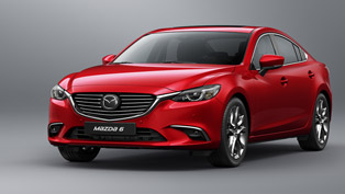 2017 mazda6: passionate and functional. as any mazda vehicle should be