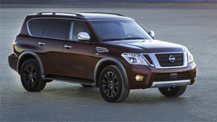 nissan armada 8-passenger suv: what should we expect from the 2017 model lineup?