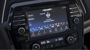 Nissan comes with sweet Sirius servicing offers. Check 'em out!