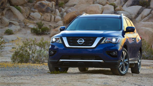 Nissan Pathfinder is ready for 2017 model year. And so believes NHTSA