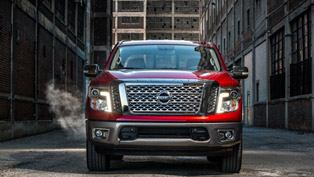 2017 Nissan Titan Crew Cab can be yours for as low as $34,780 USD