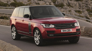 The most powerful Range Rover is here. Meet the 550HP potent SVAutobiography Dynamic [w/video]