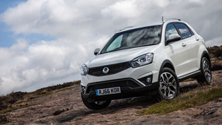 SsangYong reveals more details for the 2017 Korando Crossover