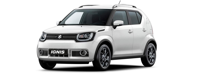 Suzuki Ignis side view
