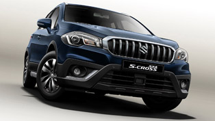 suzuki to debut the latest ignis and sx4 s-cross in paris
