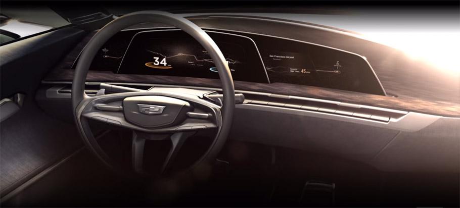 Cadillac new concept teaser