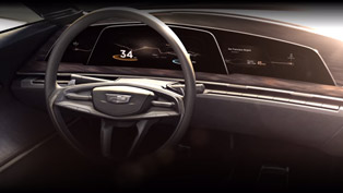 Cadillac and LG collaborate in intricate new concept vehicle [w/video]