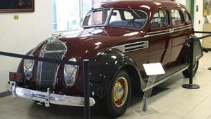 Chrysler's Historic Airflow