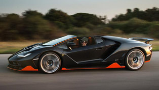 EXCLUSIVE: Lamborghini to debut unique Centenario Roadster at The Quail tomorrow