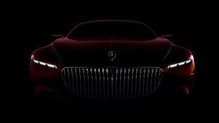 is vision mercedes-maybach 6 the ultra-luxurious concept we have all been waiting?