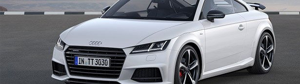 Audi TT S-Line Limited Edition: there's more than fancy lights