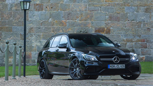 Exclusive handmade exhaust system for Mercedes-AMG C63? Why not!?