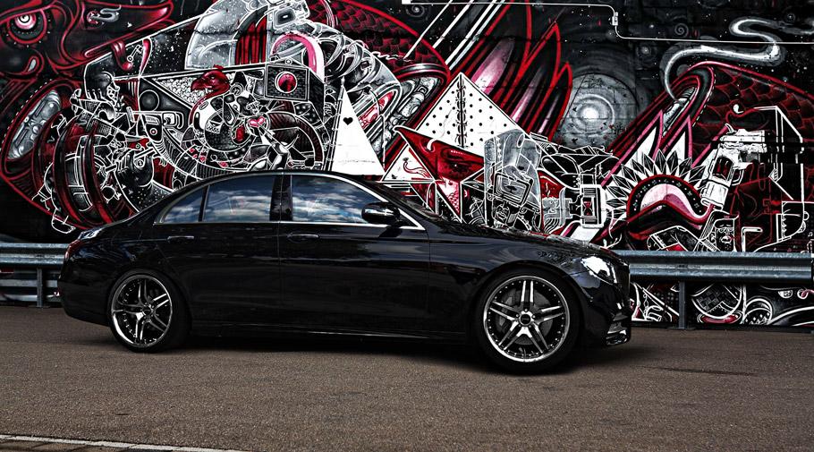 2016 Cor.Speed Performance Mercedes-Benz E-Class