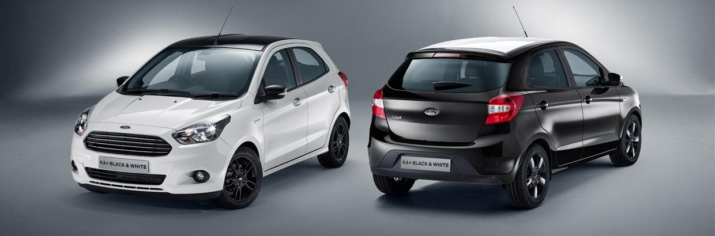 2016 Ford Ka+ Zetec