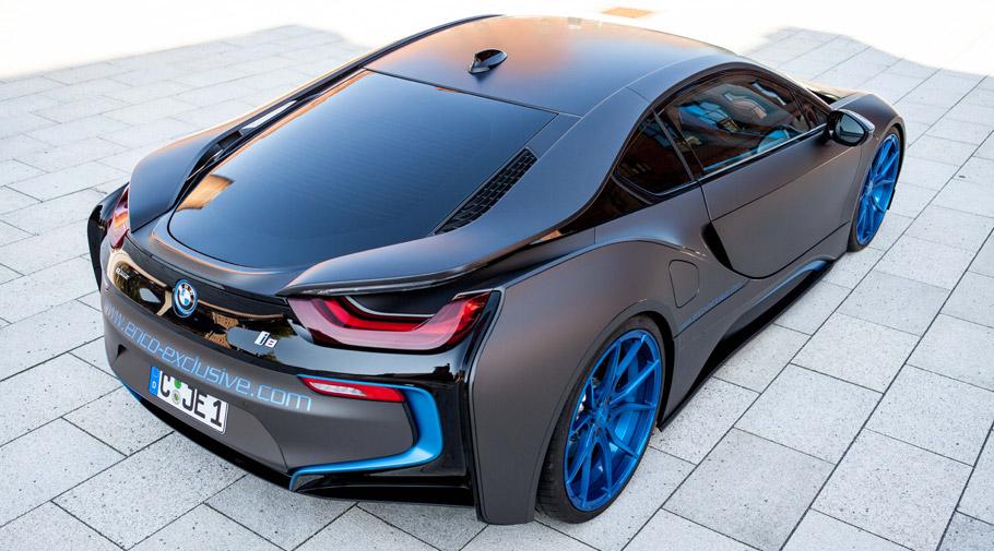 2016 German Special Customs BMW i8