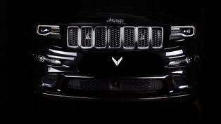 vilner with another unsurpassed project based on the strong jeep grand cherokee srt8
