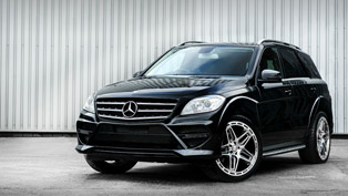 mercedes vehicle tweaked by kahn design: it is beautiful, stylish and distinctive. check it out!