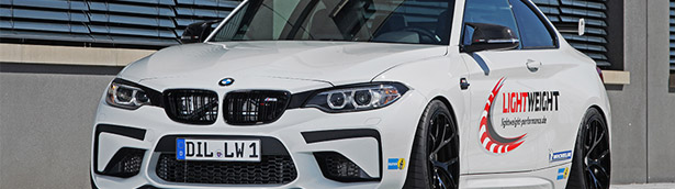 BMW M2 by LIGHTWEIGHT: a rather magnificent upgrade project!