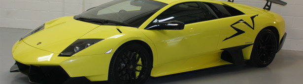 Super Veloce Racing-approved Lambo model seeks new owner. Here are details