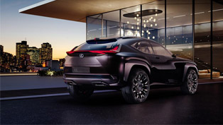 ux concept revealed and numerous more surprises at the paris show by lexus!