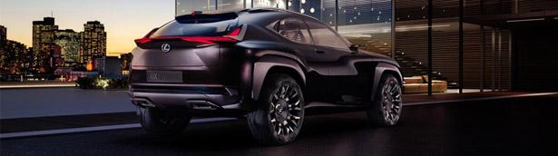 UX Concept revealed and numerous more surprises at the Paris Show by Lexus!