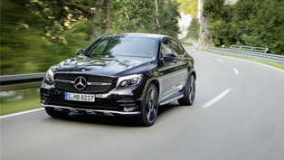 Finally: Mercedes-AMG GLC43 Coupe revealed!