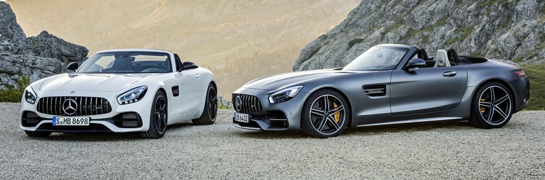 2016 Mercedes-AMG GT Roadsters
