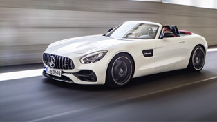 New Mercedes-AMG roadsers are here! Check them out! It is worth it!