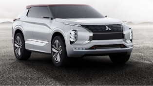 gt-phev concept: mitsubishi's challenge towards the future