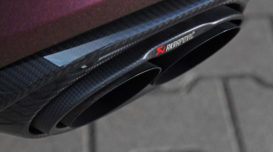 2016 PP Performance Audi RS7