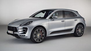 Performance Package for Macan Turbo is here! Get ready for tons of power and fun!