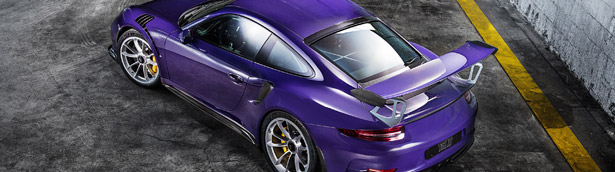 TECHART makes the Porsche GT3 RS way more attractive than before