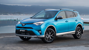 RAV4 will receive some neat updates for the upcoming season. Check 'em out!