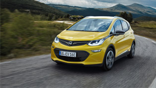 vauxhall ampera-e: beautiful agile and efficient. we like it!