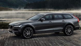 Going for a Cross Country Journey? Take a V90 With You!