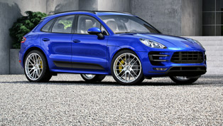 More power and neat wheel sets: WIMMER team tweaked the Porsche Macan Turbo